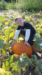 Pumpkin Patch 1 by Blargofdoom-Stock