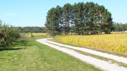 Farm land by Blargofdoom-Stock