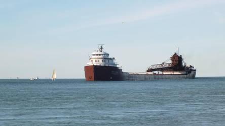 Big Ship by Blargofdoom-Stock