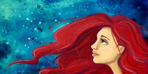 Little mermaid's dreams by agent-juarez