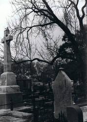 St Kilda Grave Yard by Kutwijf