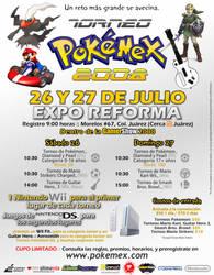Torneo Pokemex 2008 by SoraSolStrife