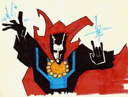 Dr. Strange -- very-well-Loved by Gat0rl1veBEATZ