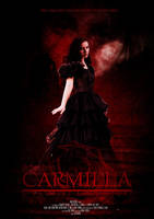 Carmilla-Movie Poster by Gato-Chico