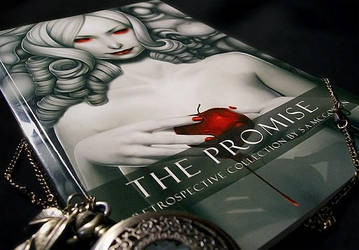 Artbook - The Promise - Sample by sambees