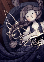 Make A Wish Foundation Illust by sambees