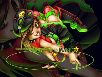 make your MARK -collab- by sambees