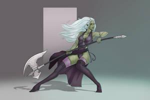 Cerce Stormbringer by CallofTheDeep
