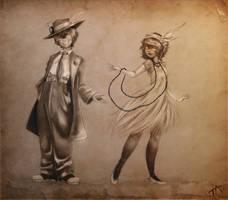 PI: Dance? by TheAleksia