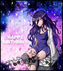 Kaguya Kosaka ~ Birthday picture by CedricDewitt