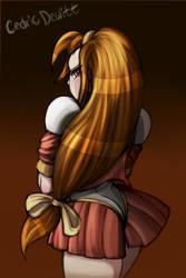 Reika (Touki denshou Angel Eyes) by CedricDewitt