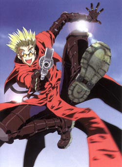 Vash the Stampede by GamemasterFel