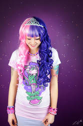 Newbreed girl by unicorn-socks