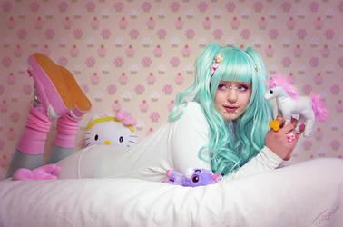 Minty lolita 1 by unicorn-socks