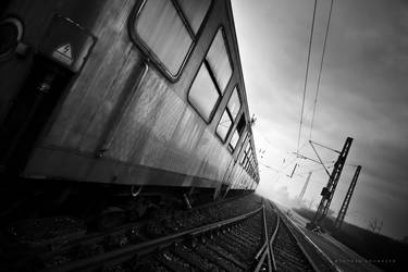 Train To Nowhere by DREAMCA7CHER