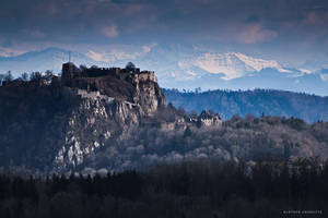 Castle Hohentwiel by DREAMCA7CHER