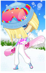 Snowboard by lordey