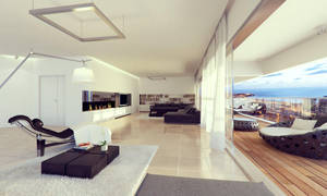WB Tower Interior - 02 by bakbek