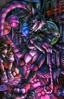 An Ambush [Hadula ver.] by Mizuki-T-A