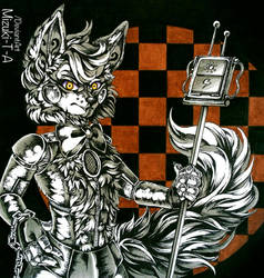 Judgement III / Funtime Foxy FNaF by Mizuki-T-A