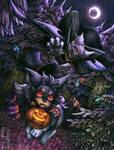 Run from the Devil by Mizuki-T-A