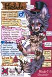 Hadula | reference sheet by Mizuki-T-A