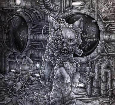 Belthor's death by Mizuki-T-A