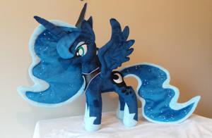 Princess Luna Plush by Pinkamoone