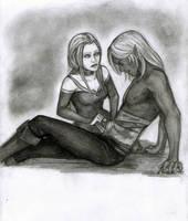 Hord and Aiden by HeilyAens