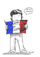 Je suis Charlie by HeilyAens