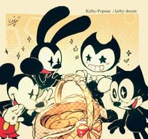 Cookies [read description] by Kirby-Popstar