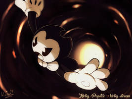 Thoungh on Inky Tunnel by Kirby-Popstar