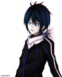 Yato by thecym