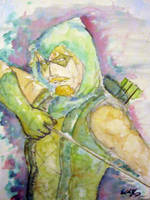 Green Arrow by Squall1015