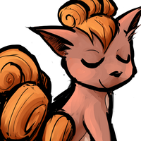 Vulpix by Julicity