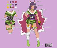 Kuzu Character Sheet by setsuna22