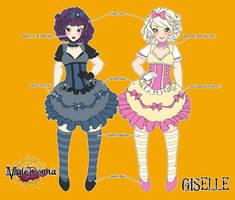 Giselle Character Sheet by setsuna22