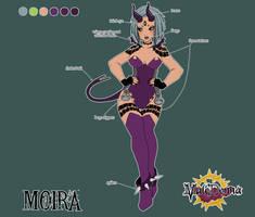 Moira Character Sheet by setsuna22
