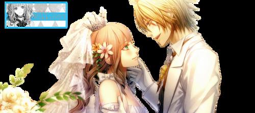 AMNESIA .: marriage :. by Rikku923