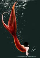 Mermaid by LIBIXIA
