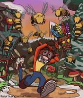 Bee-Having by Kumata