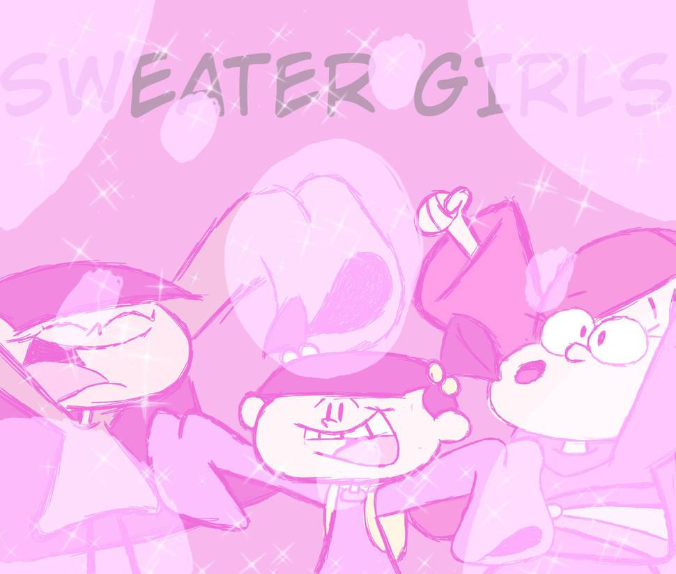 Sweater Girls by tkmoneyteenDEV