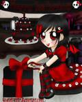 Happy Birthday by NikkieHale