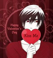 Kiss Me by NikkieHale