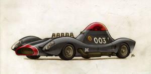 Racer 03 by JakeParker