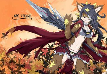 Arc Vikyne by dragoon86