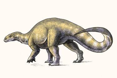 Dinovember - Day 13 - Ingentia prima by FOSSIL1991