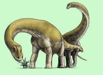 Dinovember - Day 27 - Choconsaurus baileywilisi by FOSSIL1991