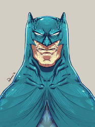 Batman 009 by nirman