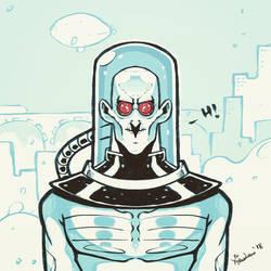 Mr Freeze by nirman